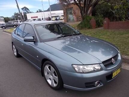 2006 Holden Commodore SVZ, In A1 condition