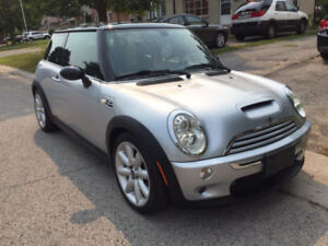 Mini Cooper S - Supercharged