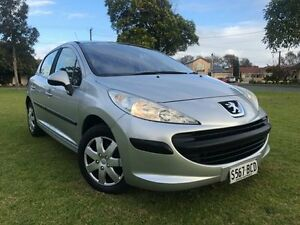 2007 Peugeot 207 A7 XT Silver 4 Speed Sports Automatic Hatchback Somerton Park Holdfast Bay Preview