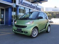 2011 smart fortwo Certified | Car Low KM | Comfort Package | No