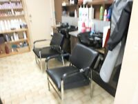 We Buy and sell salon and spa furniture and equipment