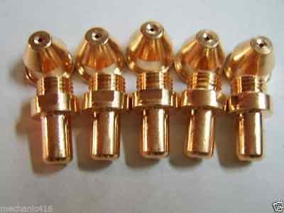 40 Amp Eastwood Versa Cut 60 Plasma Cutter Torch Pipe Tip Set