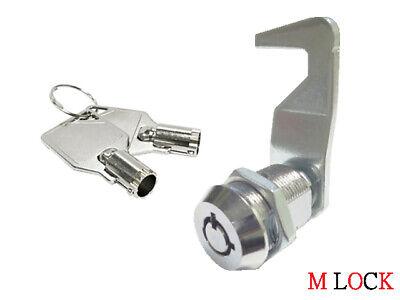 Lot Of 100 Homak Tool Box 58 Tubular Cam Lock 90 Degree Hook Cam Keyed Alike