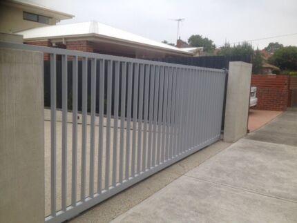 Gates, balustrade, handrails and fabrication