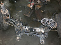 2003 Jetta Front Complete Subframe assembly