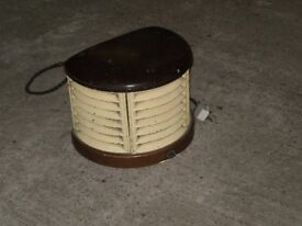 Antique household heater