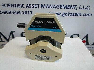 Cole Parmer Masterflex Ls Easy-load Peristaltic Pump Head