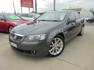 2008 Holden Calais VE MY08.5 V Grey Auto Sports Mode Sedan Holroyd Parramatta Area Preview