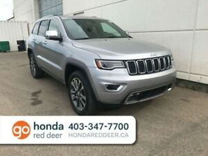 2018 Jeep Grand Cherokee Limited 4WD Remote Start Back Up Camera
