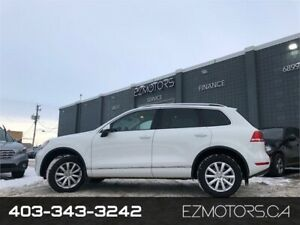 2014 Volkswagen Touareg Sport w/Nav|AWD|NO ACCIDENTS
