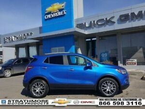 2018 Buick Encore Sport Touring-Turbo-AWD-Moonroof-Alert Pkgs-Na