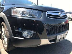 2012 Holden Captiva CG Series II 7 Black Sports Automatic Wagon