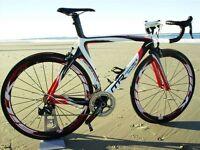 Road bike , carbon frame - Mathiske Racing aerowave corsa frame and forks