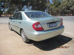 2003 Toyota Camry Sedan Yarrawonga Moira Area Preview