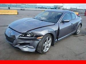 MAZDA RX8 (FOR PARTS ONLY PARTS ONLY 2004/2008/)