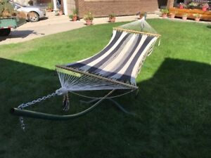 Large Hammock with Stand
