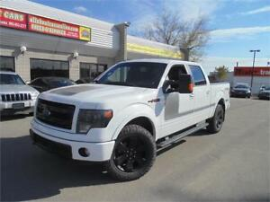 2013 FORD F-150 4X4 FX4  OFF-ROAD   **APPEARANCE PKG**