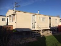 HOLIDAY CARAVAN SLEEPS 4 TO RENT AT NEWTON HALL, BLACKPOOL 3/4 NIGHTS FROM £100, 7 NIGHTS FROM £195.