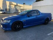 2008 Holden Ute VE SS Blue 6 Speed Sports Automatic Utility Osborne Park Stirling Area Preview