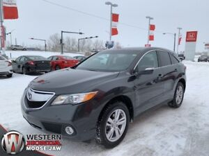 2015 Acura RDX Tech SH-AWD- Navigation, Leather, Command Start!
