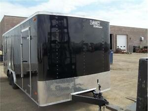 reduced  BLACK AUTOHAULER 8.5X20 7' TALL 7K GVWR $8399