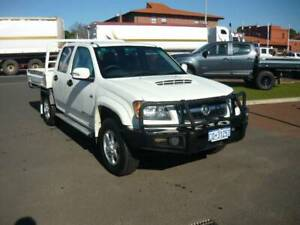 2011 Holden Colorado LX-R Automatic Ute Collie Collie Area Preview