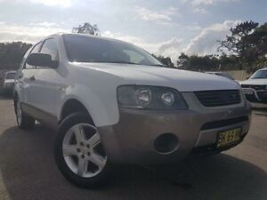 2008 Ford Territory White Edgeworth Lake Macquarie Area Preview