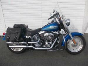 2008 Harley Davidson Fatboy FLSTF Like new only 6700kms!