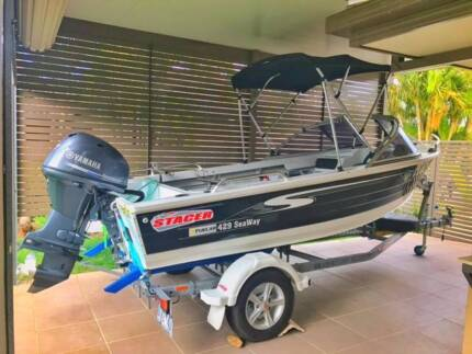 2013 Stacer 429 Seaway Limited Edition