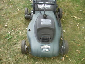 YARDWORKS Electric Mower for Parts