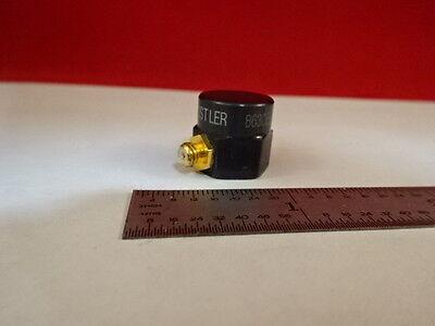 Kistler Model 8630b5 Vibration Accelerometer Sensor As Is 37-a-05