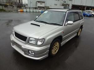 1999 Subaru Forester 4WD Turbo AT 76K
