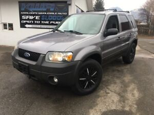 2007 Ford Escape *4WD*