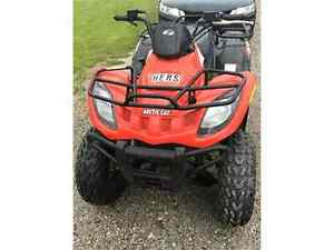 "2014 Arctic Cat 300 Atv ""Hers"" WE FINANCE GOOD, BAD CREDIT"