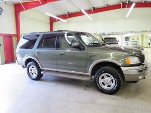 2000 Ford Expedition Eddie Bauer 4dr 4x4 Loaded