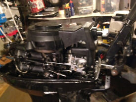 Parsun 15hp (Yamaha 9.5/15hp) Two stroke Long shaft- breaking for parts
