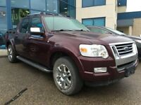 2007 Ford Explorer Sport Trac Limited Limited 4dr Edmonton Edmonton Area Preview