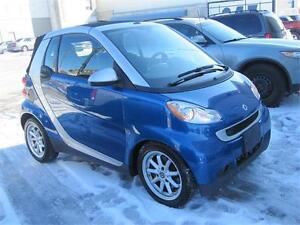 2008 Smart fortwo Passion Cabriolet Convertible Clean Carproof