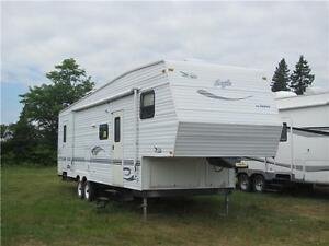 5TH WHEEL SPECIAL $6999 AS IS