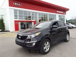 2014 Kia Sportage 2.4L LX FWD at