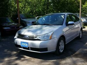 2008 Ford Focus cert&etested