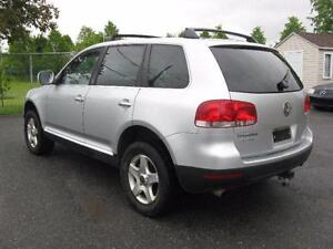 VOLKSWAGGEN TOUAREG V6, AWD, MAGS, CUIR 4999$  CLEAN