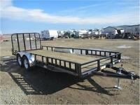 PJ TRAILERS *** 20 Foot *** ATV / Utility Trailer !!!