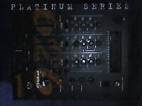 Gemini PS-626 Pro - Pro Stereo Preamp Mixer, DJ and Music Mixing