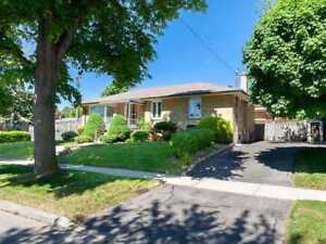 Well Kept 3Bdrm Bungalow, Fully Finished Basement W/Full Kitchen