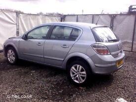 Vauxhall Astra 1.6 16v 2009 For Breaking