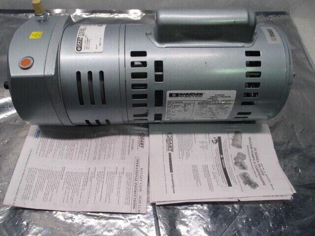 General Electric GE 5KC49RN0666X A-C Motor, 1023-101Q-G608NGX, 453123