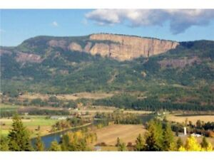 Serene - Fantastic Views - Great Community 2.85 acres Enderby BC