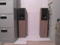 100W KEF Cresta Stereo Speakers