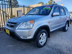 2004 HONDA CRV RD SPORT 4X4 WAGON, MANUAL, 3 MONTHS REGO, WARRANTY, SERVICED, REDUCED!! North St Marys Penrith Area Preview